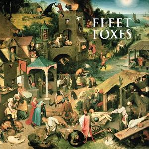 Hyllat. Fleet Foxes gjorde årets finaste och mest hyllade album.