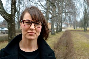 Ulrika Liljeberg (C), kommunalråd i Leksand.