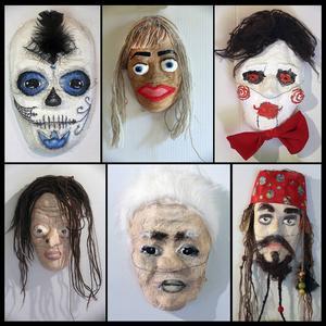 Missa inte maskparaden i Härbret.