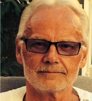 Kenneth Söderlundm, vice ordförande i hjälporganisationen Missing People.