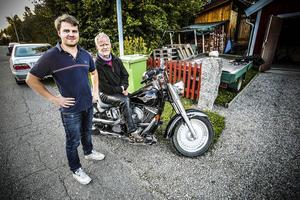 – Jag hoppas att en dag få ta med min far på studiebesök hos BMW. Han har varit en stöttepelare för mig och min resa ut i bilbranschen, säger Erik Melldahl.