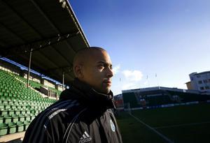Billy Berntsson blickar utomlands. Just nu är han i Skottland och provspelar med Kilmarnock FC.