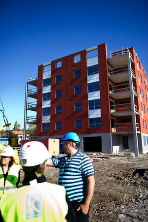 Det finns ett batteri av åtgärder som kan sätta fart på bostadsbyggandet, skriver Annakari Berglund.