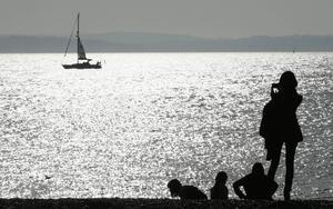 Havens frihet spelar en roll i Björn Larssons författarskap.
