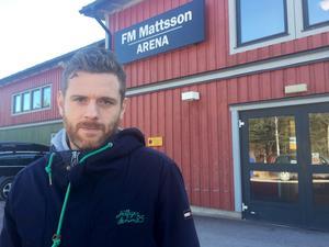 Daniel Hermansson är hemma i Mora efter ett år i Norge.