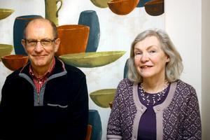 Bengt Dahl och Ingrid Trensing slutar som lärare på Komvux i Lekeberg.