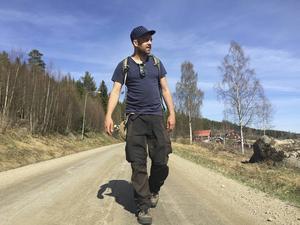 Stiko Per Larsson inviger i By kyrka