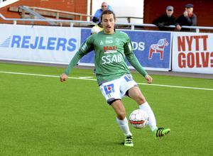 Efter en säsong i Brage återvänder Enis Ahmetovic till Nyköping BIS.