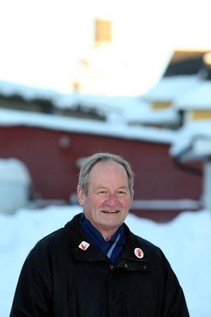 Börje Ribacke har jobbat och levt med musiken inom både kyrkan och skolan under många år.Foto: Håkan Degselius