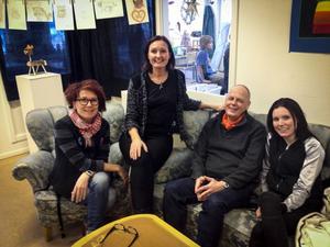 Johanna Holmberg, Anette Cowlin, Christer Forsberg och Sylvia Gutierrez startar en fototävling.