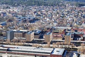 Sex av länets dyraste gator ligger i Sundsvall.
