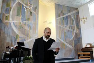 Pastor Christian Mölk är mycket bekymrad över det som hänt inom församlingen och tror att det bara är början på något som kommer at bli vanligare.