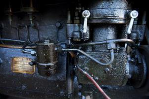 Entusiasterna beskriver ofta äldre maskiner som vackra. Varför? Det är nog inte  särskilt svårt att förstå!