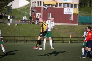 Matchen var under stora delar ett ställningskrig och 1-1 var ett rättvist resultat. Gottne var närmast segern efter två jättelägen under slutminuterna.
