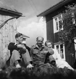 Rickard Sandler (1884-1964) var riksdagsman för socialdemokraterna och folkhögskolelärare