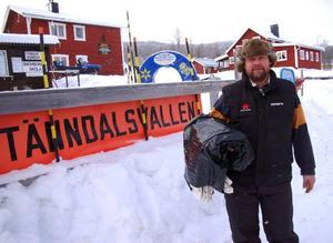 – En jättebra vintersäsong, sa Tänndalsvallens ägare Anders Eriksson.