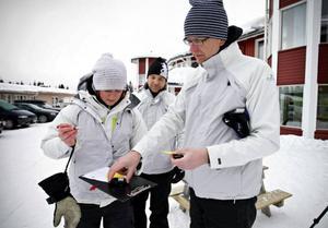 Anna Grundén, Robert Pettersson och Bo Svensson från Etour räknar med att projektet Peak Experiences ska leda till en djupare kunskap om besökarnas upplevelser av destinationer och evenemang.