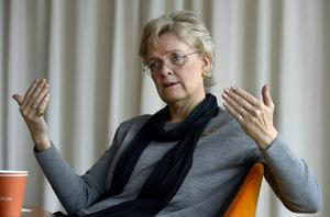 Svenskt Näringslivs VD Carola Lemne