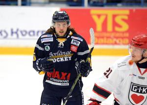 Marcus Andersson, Borlänge Hockey