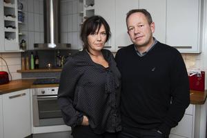 Susanne och Fredrik Ekwurtzel fick uppleva terrorattackerna i Paris under sin weekendresa.