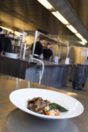 I samband med kocktävling på Smedenskolan den 11 mars hålls även en matmässa i samma lokal.