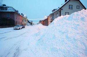 Gillar man snö är Härjedalen ett bra ställe.