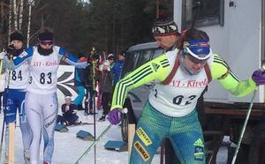 En av vinterns utmaningar var Ungdomslandskampen i Finland. Där blev det en vinst för Alva Sköld.