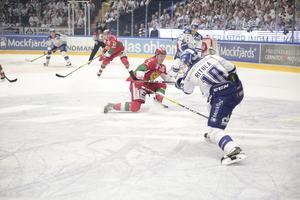 Mattias Ritolas Leksand är återigen i underläge det här daladramat.