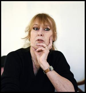 Marie-Louise Ekman är en av våra största multikonstnärer i det här landet.