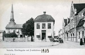 Westerås år 1903.
