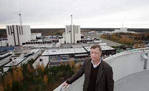 Tänker tillbaka. Alf Lindros var 1986 chef för Forsmark 3, senare blev han chef över hela Forsmark, vice vd i Vattenfall och ordförande i SKB, Svensk kärnbränslehantering.