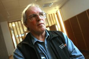 – För många kan det vara ett stort trauma att bli uppsagd, säger industriprästen Ulf Claesson.