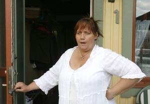 – Barnen blev väldigt rädda, säger Maritha Norman, Stugsund.