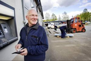 Alf Hansson från Linköping spenderar påsk och sommar uppe i sitt barndoms Frostviken, närmare bestämt i trakterna uppe vid Stora Blåsjön.
