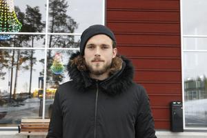 Sporten träffade Tom Pettersson i Östersunds arena för en ordentlig presentation av nyförvärvet från IFK Göteborg.
