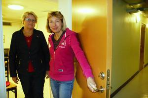 Socialdemokraterna Aneth Arvidsson och Lena Lovén Rolén hade hoppats på fler välfärdssatsningar i det budgetförslag som gick igenom i kommunstyrelsen.