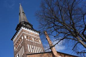Domkyrkan i Västerås - populärt besöksmål.