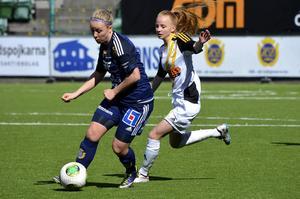 Emma Svärd spelar för Sundsvalls DFF.