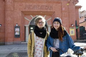 Oskar Johansson och Sofie Gustafsson är projektledare för filmnätverket Doc Lounge nyöppnade filial i Sundsvall. Premiär är den 23 april.