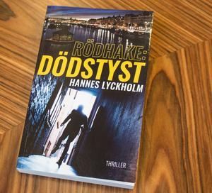 Första boken om Anders Rödhake släpps den 13 november,