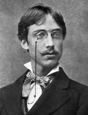 Gustaf Fröding.   Foto: TT arkiv