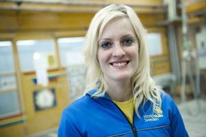 Camille Cederlund är yrkeslärare på Lackskolan och initiativtagare till yrkesprovet. För fyra år sedan vann hon en guldmedalj i Yrkes-SM.