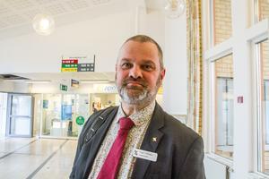 Roger O Nilsson har snart gjort sitt i Region Gävleborg.