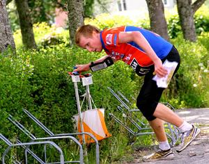 Jerker Lysell har dragits med en fotskada hela säsongen.