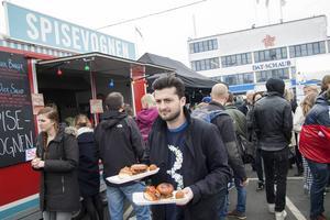 Kødbyens Mad & Marked är Köpenhamns nya matmarknad.   Foto: Annika Goldhammer