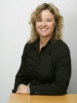 Claudia Wörmann, analysansvarig på Mäklarsamfundet.