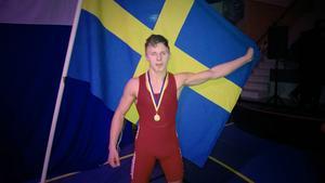 Carl Ågren kan se tillbaka på ett par framgångsrika månader med bland annat seger i Glentons mästarmöte och ett USM-guld som facit.