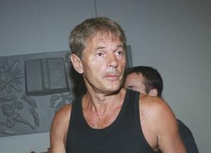 Lars Carlander, tidigare känd som Lars-Inge Svartenbrandt