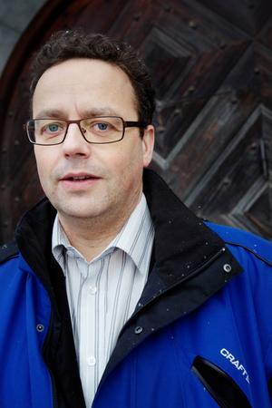 Magnus Lindgren, näringslivschef i Östersunds kommun.