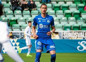 Samuel Aziz kan vara på väg bort från GIF Sundsvall.
